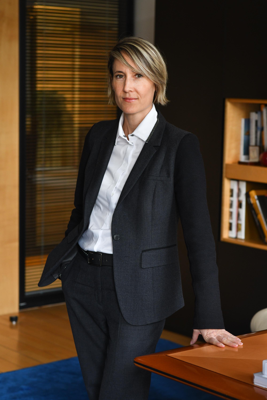 Gaelle Regnard, Crédit Agricole.