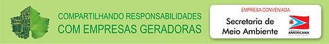 Certificação de destinação correta de lixo eletrônico e sobras de produção