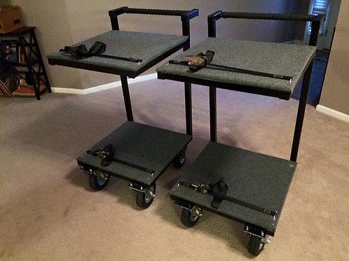 Fixed Speaker Cart