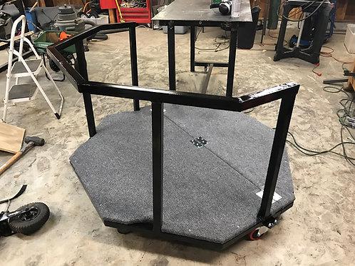 Drum Set Cart (indoor casters)