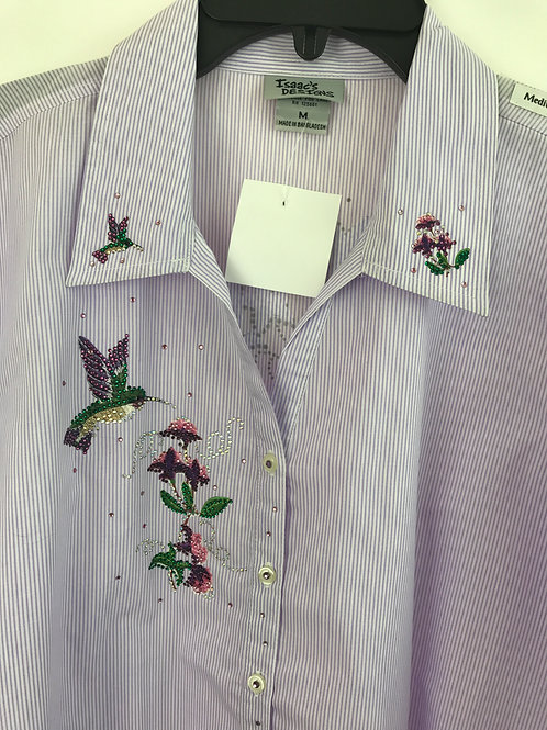 Hummingbird Lavendar