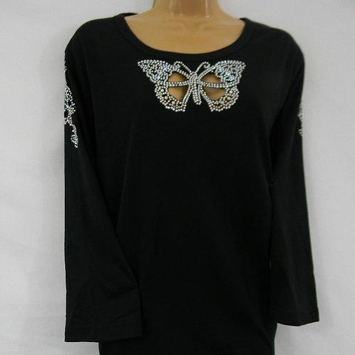 Butterfly Peek-a-Boo