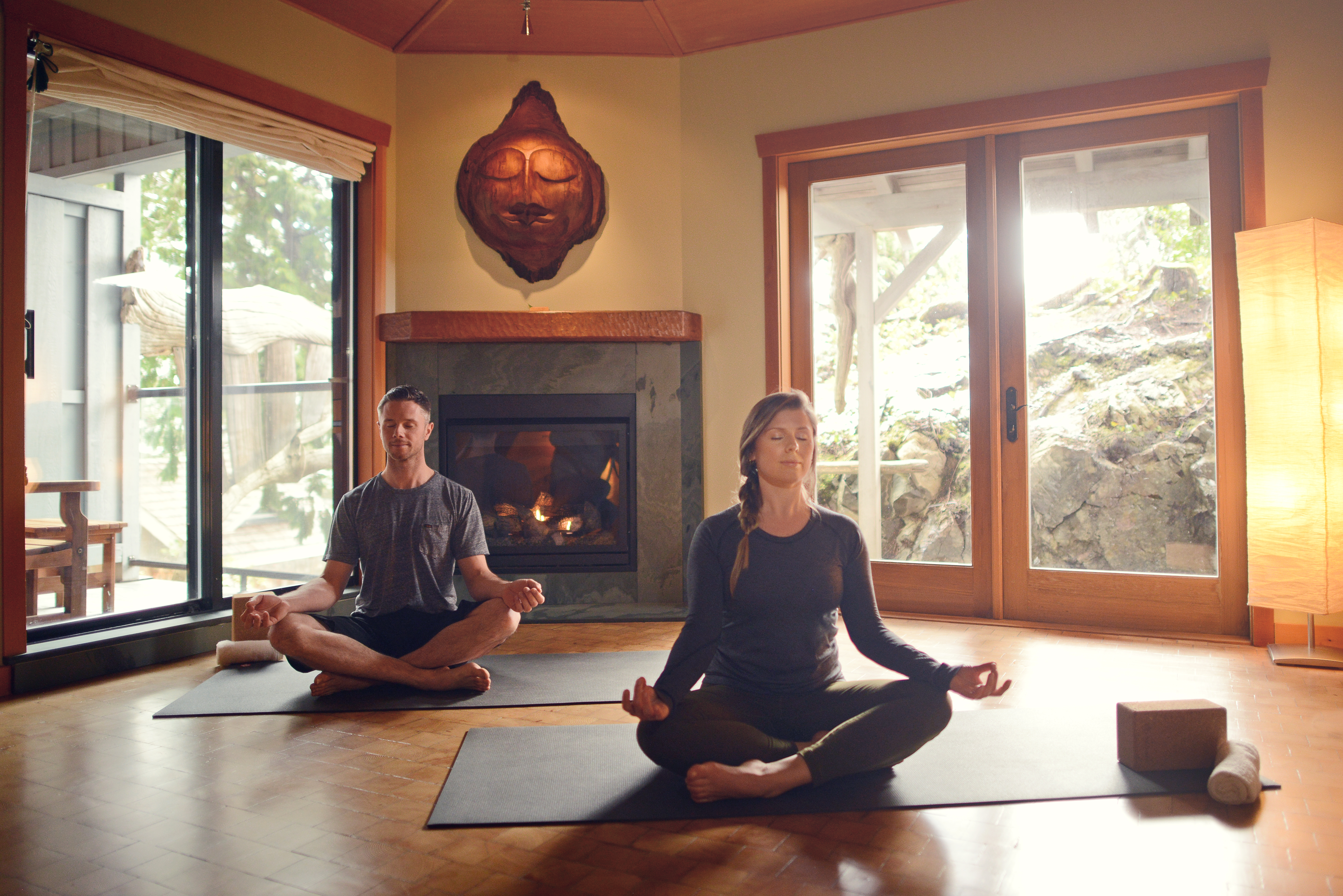Yoga Christopher Pouget