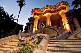 Parc Guell - Frog Mosaic (1).jpg
