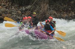 Whitewater rafting 1