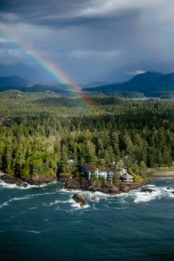 Jeremy Koreski Rainbow Aerial