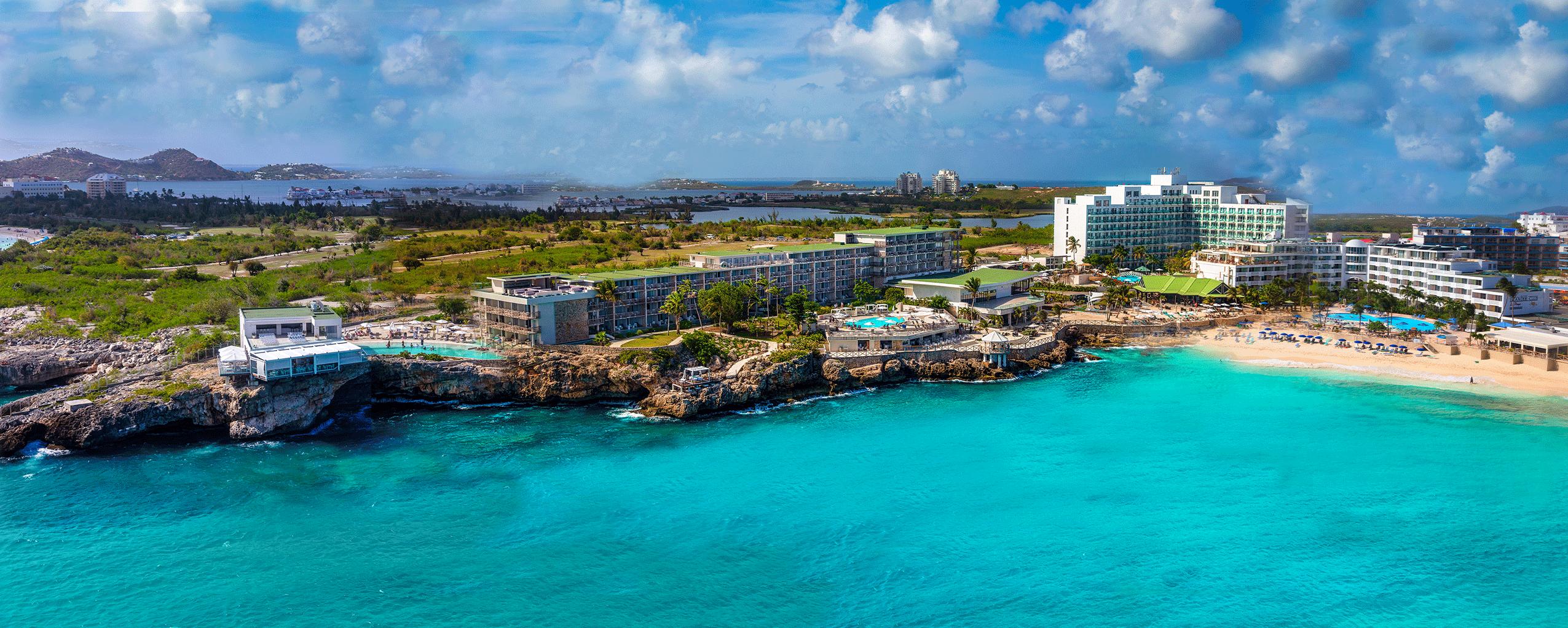 Sonesta St Maarten Resorts Panorama