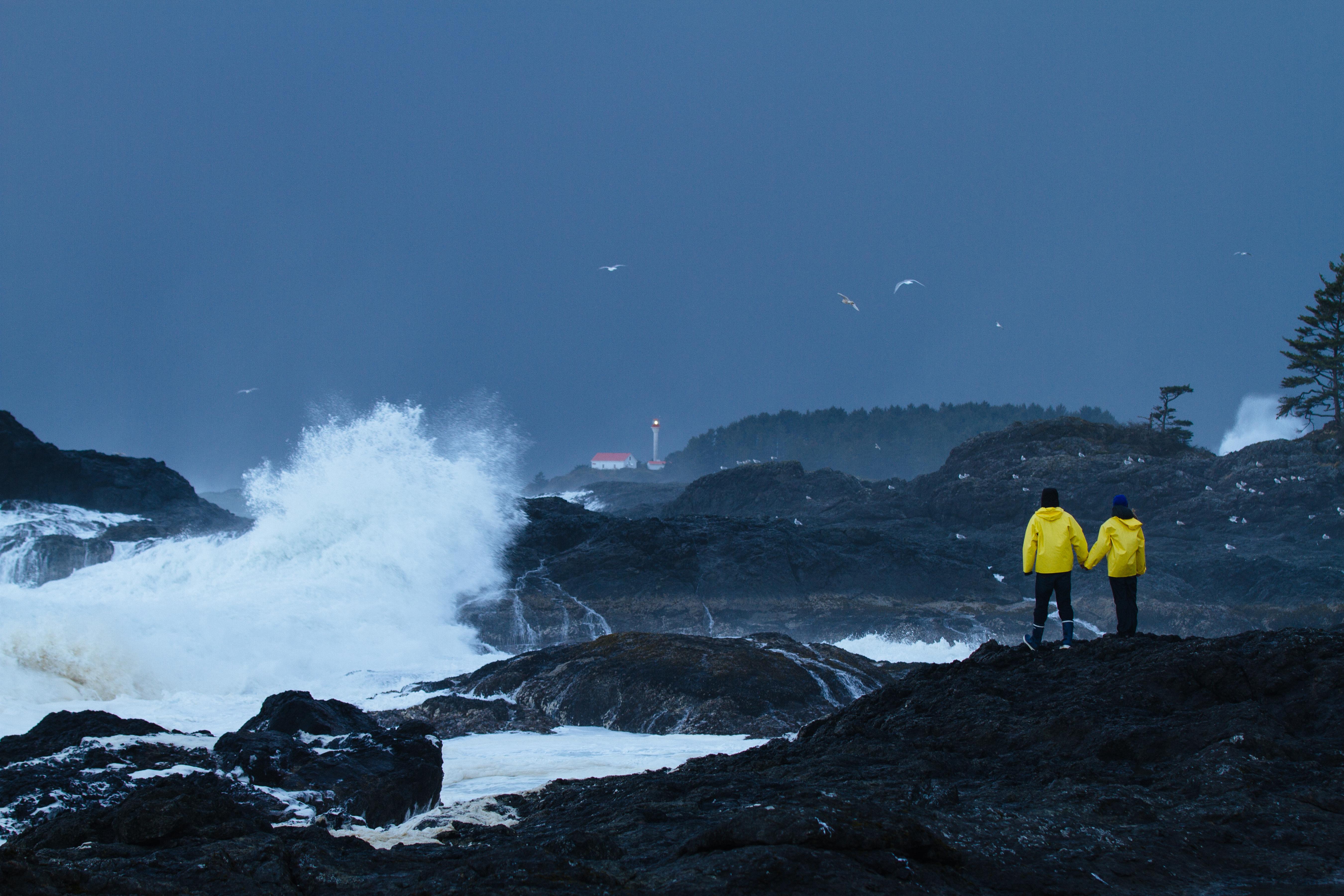 Lennard Lighthouse Storm Jeremy Koreski.