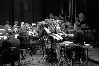 Un Concert presque parfait - Percussion