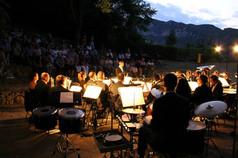 Concert estival du conseil général