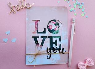 Cartão Love You