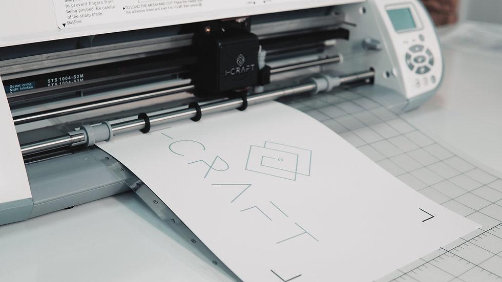 plotter de recorte i-craft