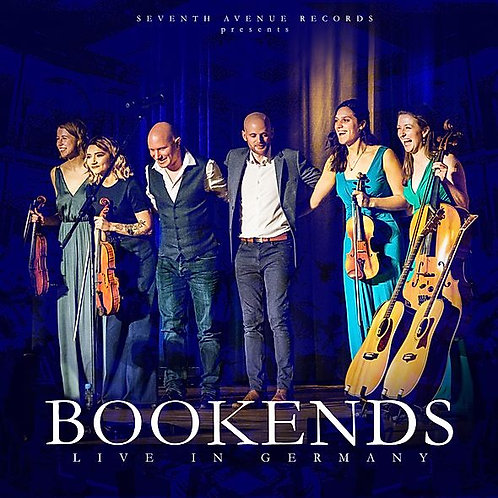 CD: Bookends Live In Germany