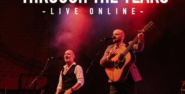 Live Online Show: 28th November 8PM (Australian Eastern Time)