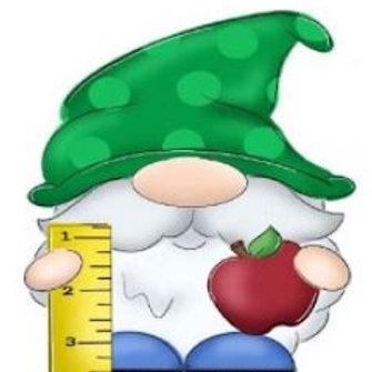 "12"" Teacher Gnome"