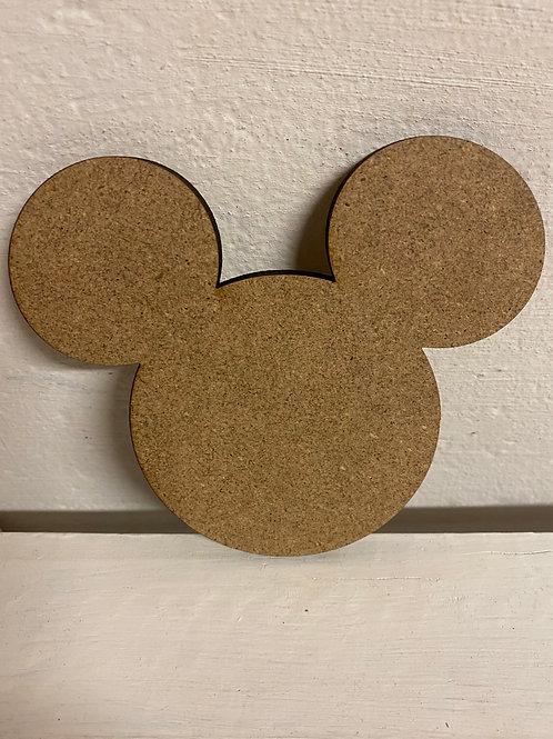 """4"""" Mickey head"""