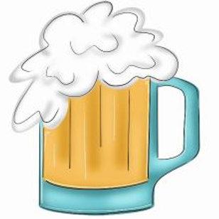 """12"""" Beer Mug"""