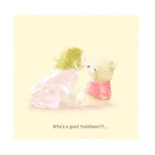 good teddybear