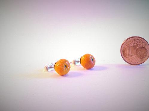 Tangerine Earring