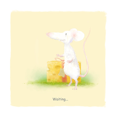 Mouse series 3 - Waiting
