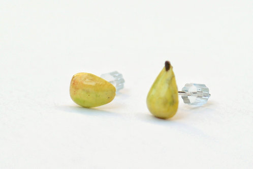 Apple and pear studds