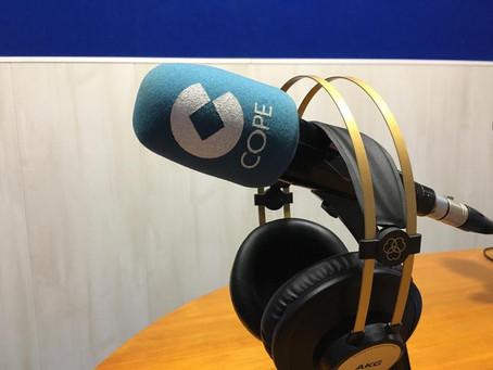 AUDIO  Informativo 'Mediodía COPE Campo de Gibraltar', 2 de diciembre, con A. Molina y A. Mateo