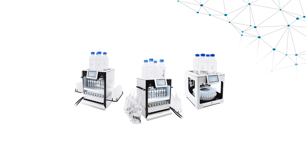 PromoChrom Automated Solid Phase Extraction (SPE) Systems for environmental, food, biological, and fuel samples