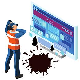 Remova linhas de código de programação vazadas ou expostas.  Funcionários descuidados ou invasões podem resultar na exposição de seus códigos-fonte e trechos de seu site, abrindo caminho para acesso a bases de dados internos. Monitore a aparição dessas linhas e receba alertas para uma reação feita na hora.