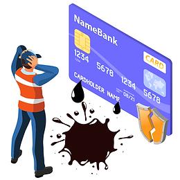 Monitore BINS e identifique vazamentos de cartão de crédito  Monitore os BINs da sua instituição financeira e bloqueie cartões de crédito e débito assim que eles aparecerem em vazamentos - da web superficial à deep e dark web. Evite prejuízos para sua empresa e clientes.