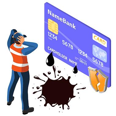 Vazamento de cartoes de credito