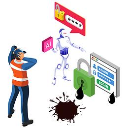 Você sabia que 81% dos vazamentos¹ de dados começam com a credencial de um funcionário roubada?   Com a chegada da Lei Geral de Proteção de Dados (LGPD), esses vazamentos podem gerar multa de até 2% do faturamento anual da empresa (limitado a R$ 50 milhões).