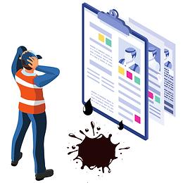 Descubra informações sigilosas expostas na web.  Planilhas de projetos, contratos, e-mails, PDFs e outros documentos como tabelas de preços ou apresentações institucionais, podem ser expostos e vazados. Tenha visão completa sobre vazamentos de documentos na internet e remova-os rapidamente.