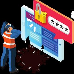 A mesma credencial que seu cliente usa em seu site pode já ter sido vazada em outro lugar. E nas mãos erradas, significam logins fraudulentos, prejuízos financeiros e de imagem para a sua empresa.