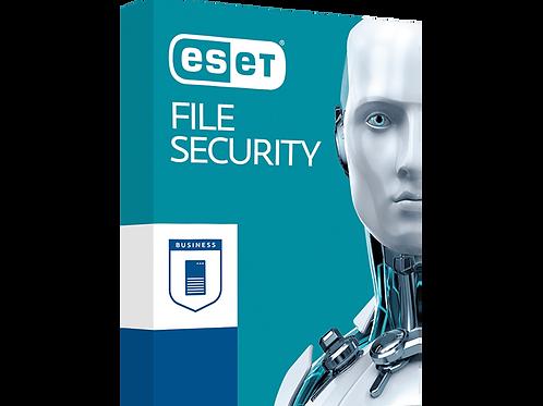 ESET FILE SECURITY PARA WINDOWS