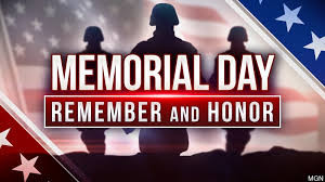 A Blessed Memorial Day to All