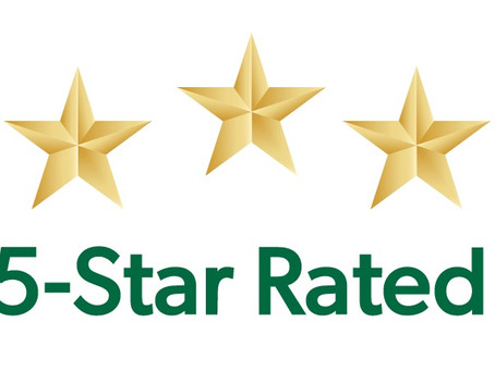 I am a 5 Star Mortgage Banker as Rated by my Lending Tree Customers