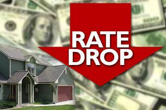 Mortgage rates drop to 31 Month Low