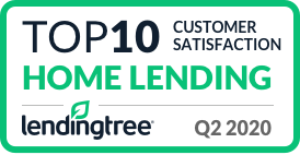 Recognized Again as a Top Ten Lending Tree Lender