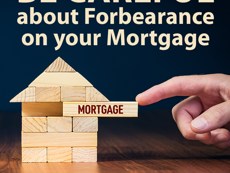 Forbearance - What You Need to Know
