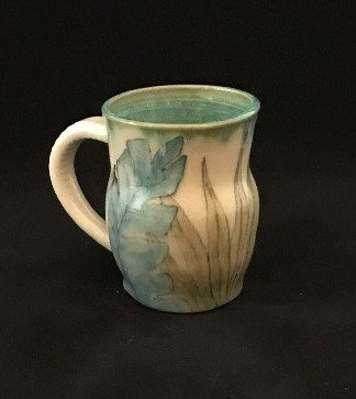 Tropical Foliage Mug #1
