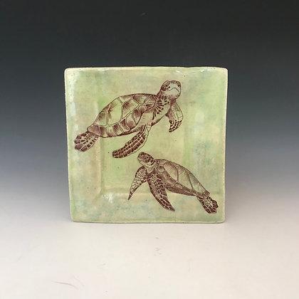 turtle friends tapa