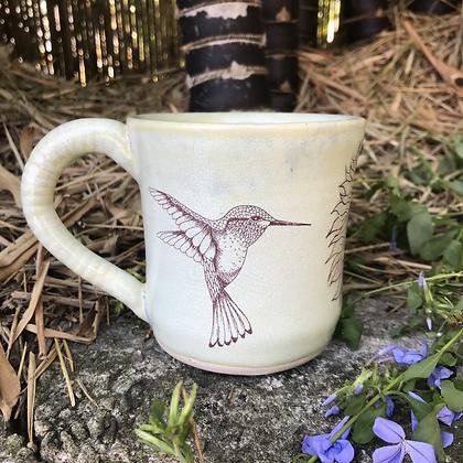 hummingbirds in honeydew