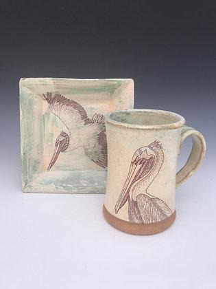 flying pelican set