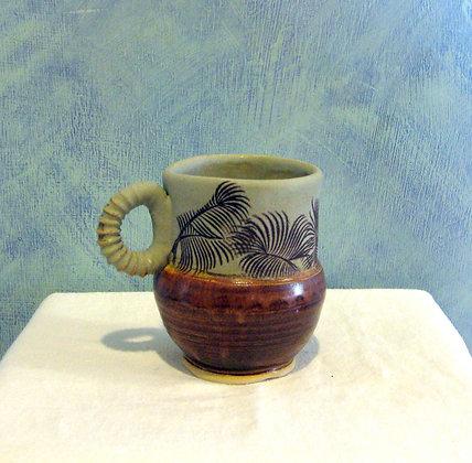 Frond mug