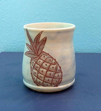 Pineapple mug