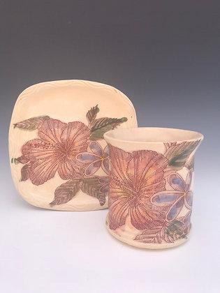 hibiscus set