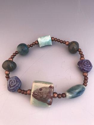 grouper stretch bracelet