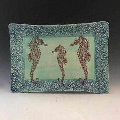 sea horse tray