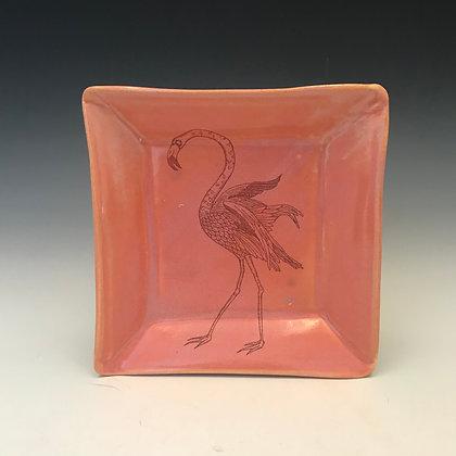 pink flamingo tapa