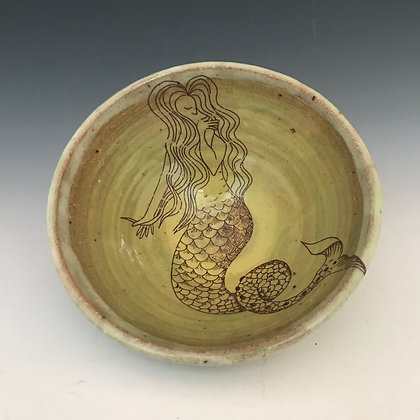 mermaid bowl